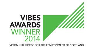 Vibes Award Winner 2014